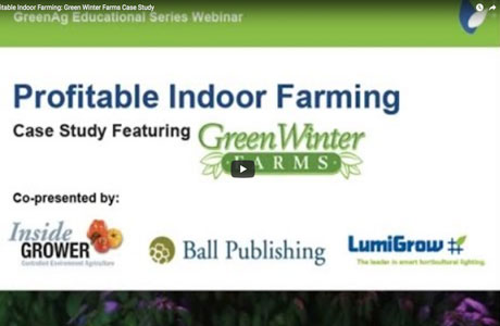 Profitable Indoor Farming: Green Winter Farms Case Study