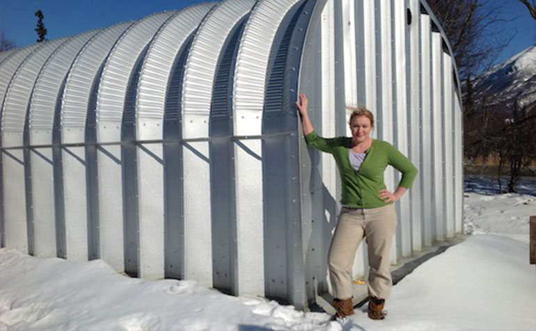 Controlled Environment Agriculture Takes Root in Alaska