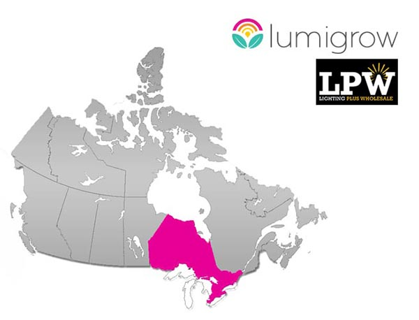 LumiGrow Adds Lighting Plus Wholesale to Partner Network