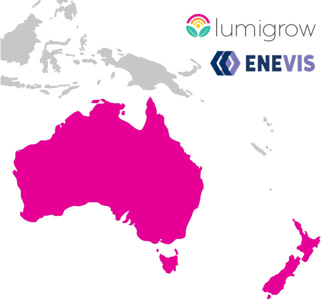 Enevis signs exclusive supply agreement with LumiGrow