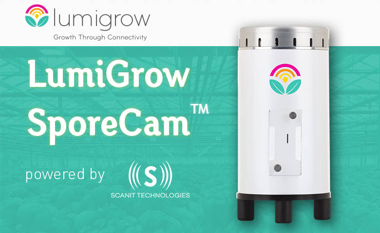 LumiGrow Launches Early Disease Detection Through Partnership with Scanit Technologies