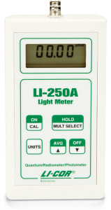 li-cor light meter